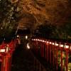 貴船神社のライトアップ情報
