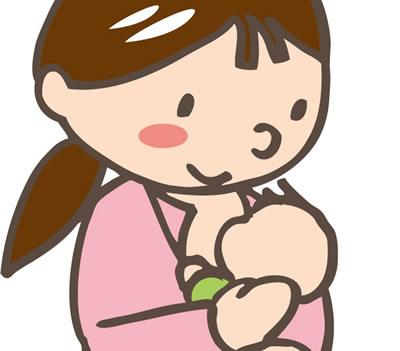 母乳のメリットとは?