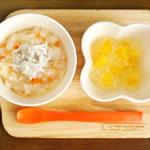 赤ちゃんが下痢!離乳食はどうする?おすすめ食材と3つのレシピ