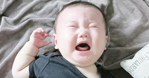 赤ちゃんの熱が下がらない!