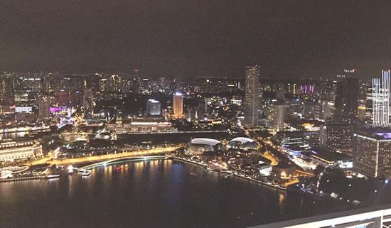 シンガポール マリーナベイサンズ2