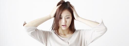 女性の薄毛の原因!日常で気をつけるべき事と7つの原因