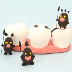 虫歯の原因と予防 虫歯は口臭の原因に!