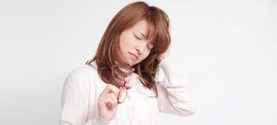 自律神経失調症の症状チェック