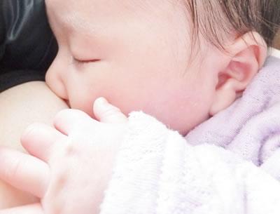 赤ちゃんの母乳の量